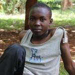 Dennis Kioko 15 år