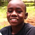 James Abuyeka 13 år