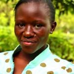 Lydia Anyango 18 år