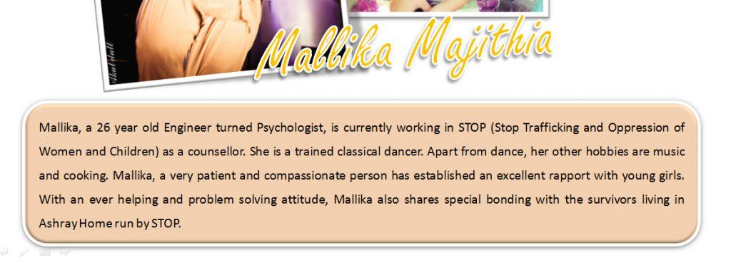 txt Portfolio Mallika
