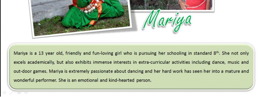txt Portfolio Mariya