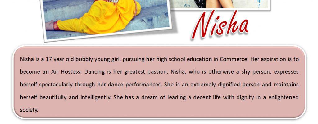 txt Portfolio Nisha
