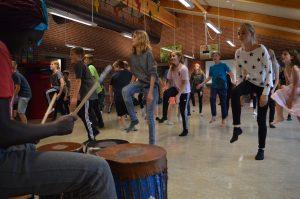 Danseworkshop, 2016