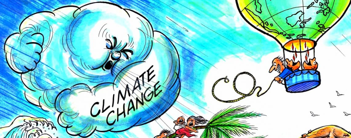 Undervisning i klimaforandringer
